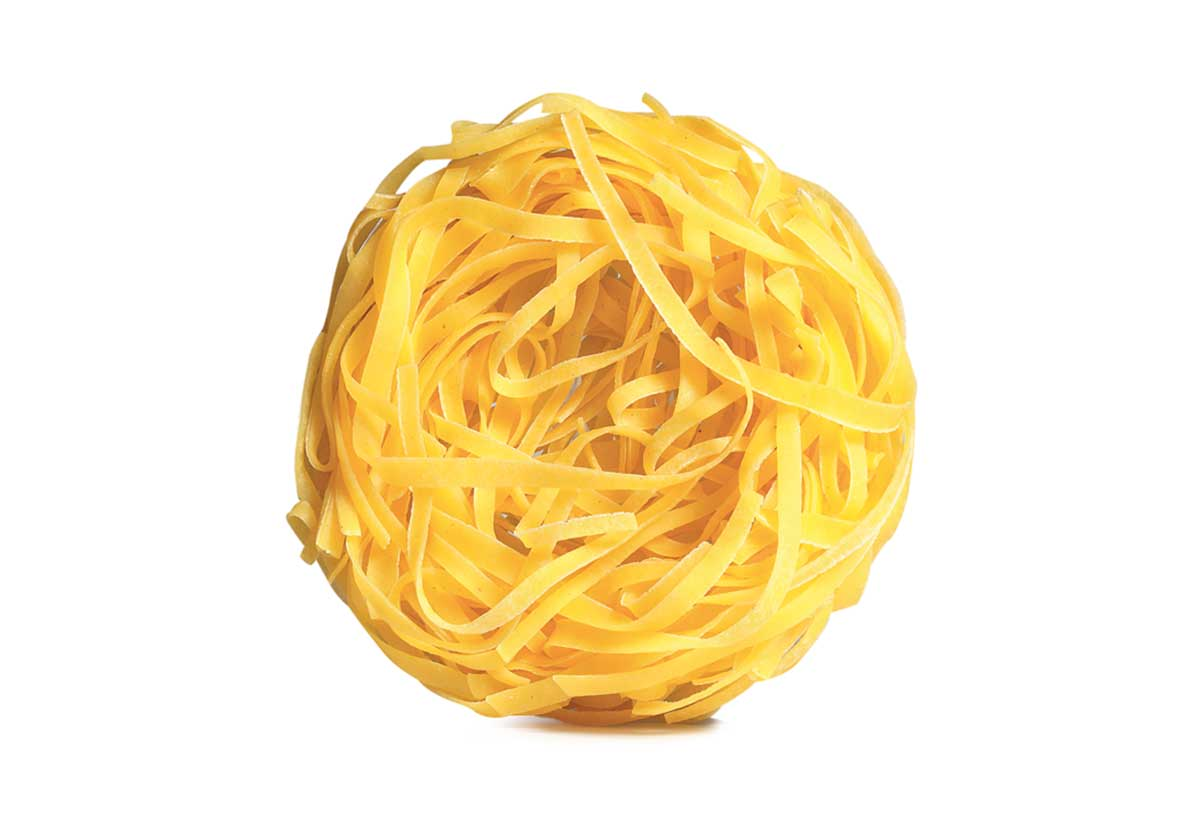 Fettuccine all'uovo Zini