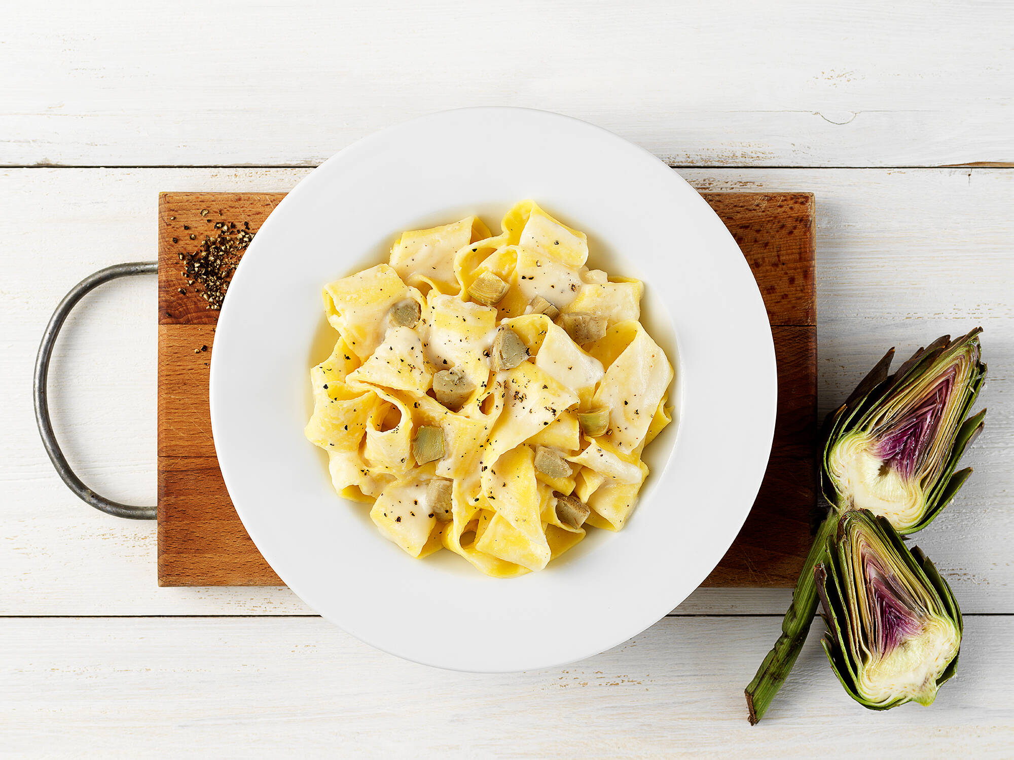 Pappardelle surgelate